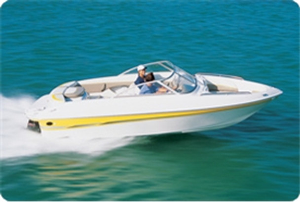 "Taylor Made V-Hull Runabout Semi-Custom Cover 17' 5"" - 18' 4"" x 86""   70718"
