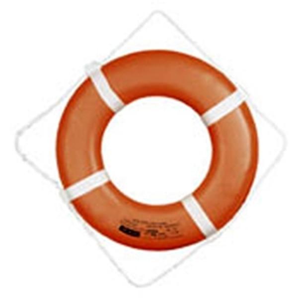"""Jim Buoy Life Ring-20"""" Orange"""