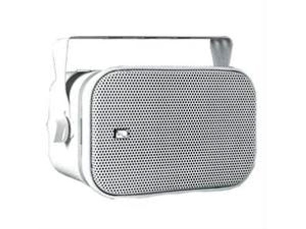 Poly-Planar MA800-W Compact Box Speakers White