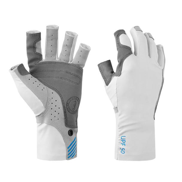 Mustang Traction UV Open Finger Glove