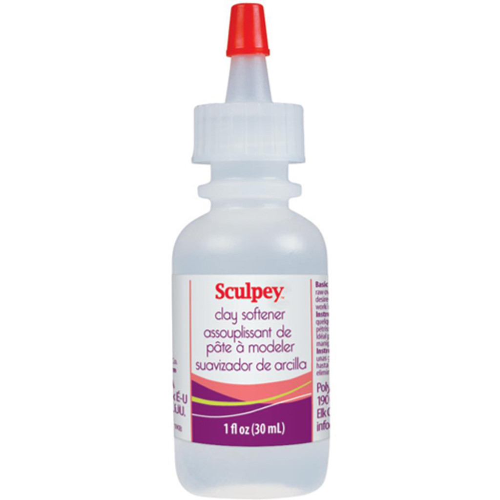 Sculpey Diluent or Liquid Softener