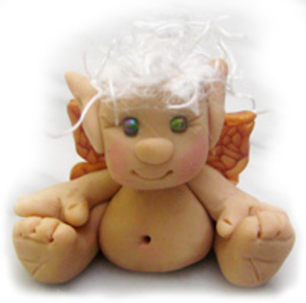 Baby Pixie Tutorial by Susan Averello