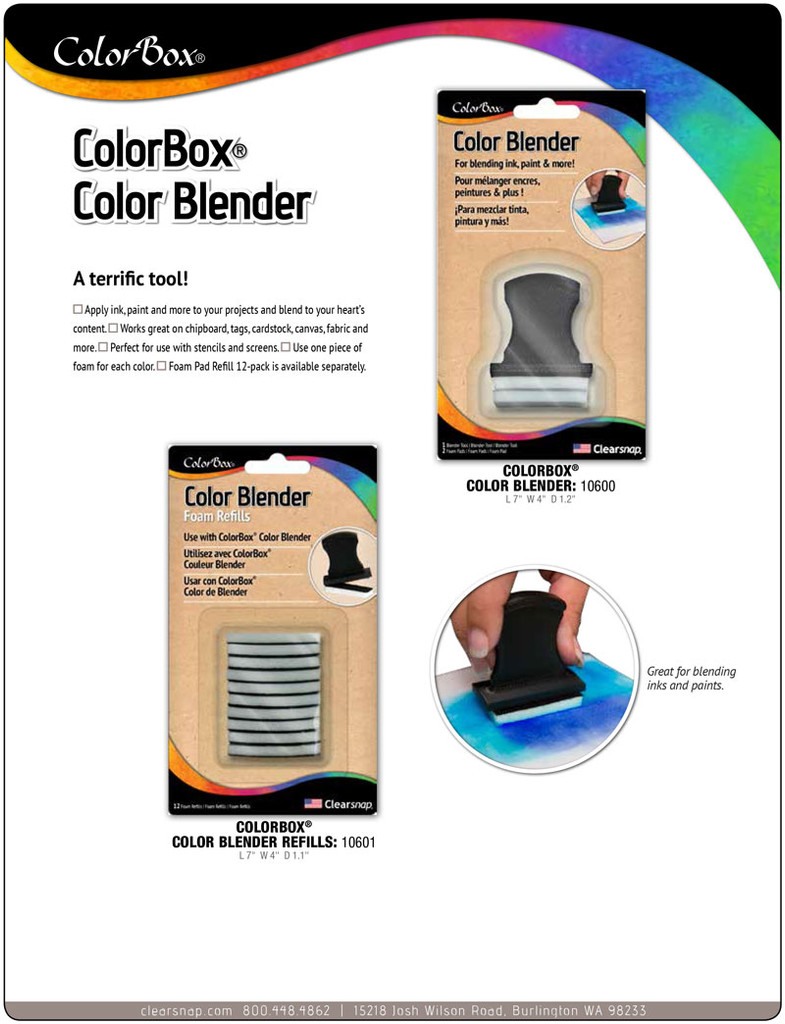 ColorBox Color Blender