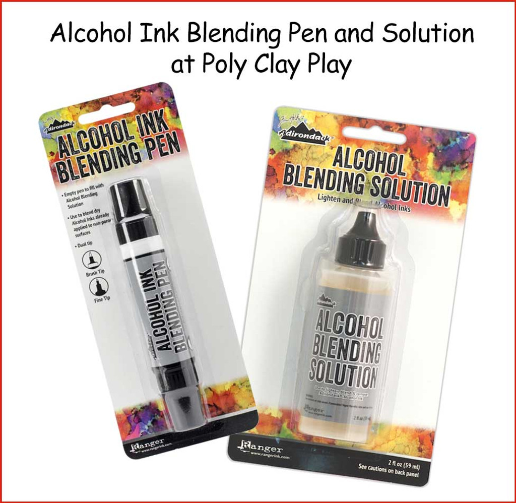 Alcohol Blending Pen and Solution