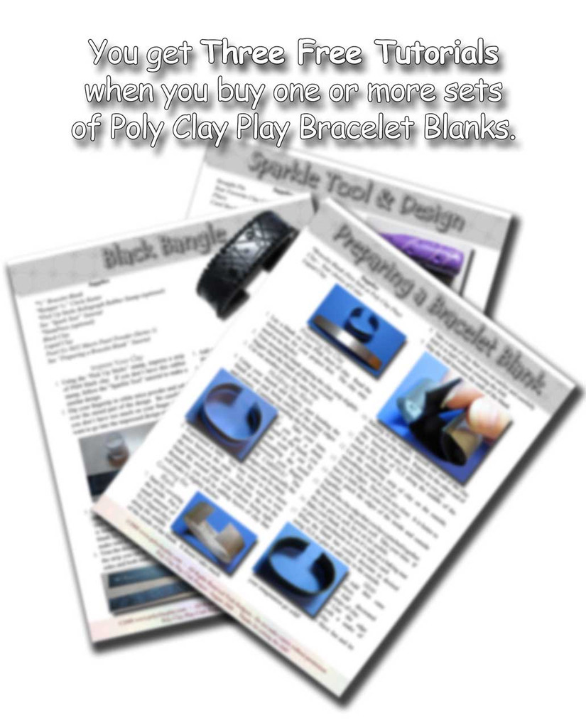 Bracelet Blanks Free Tutorials with Purchase