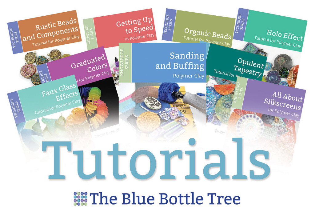 Info about Tutorials at The Blue Bottle Tree
