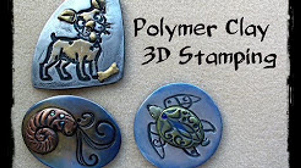 3D Stamping Technique Video