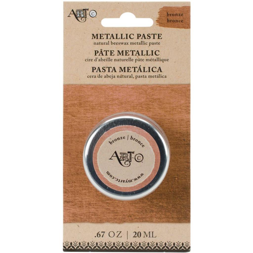 Art-C Wax Paste - Bronze
