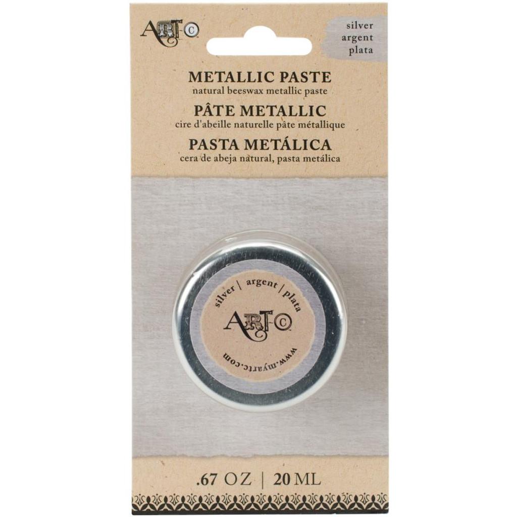 Art-C Wax Paste -Silver