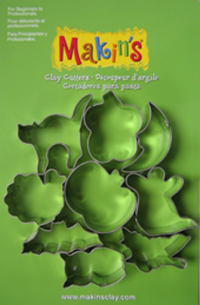 Halloween Cutter Set A Makin's 9 Piece