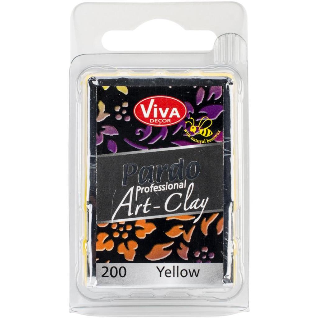 Pardo Professional Art Clay - Yellow