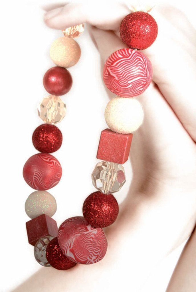 Pardo Jewellery Clay - Foam Coral