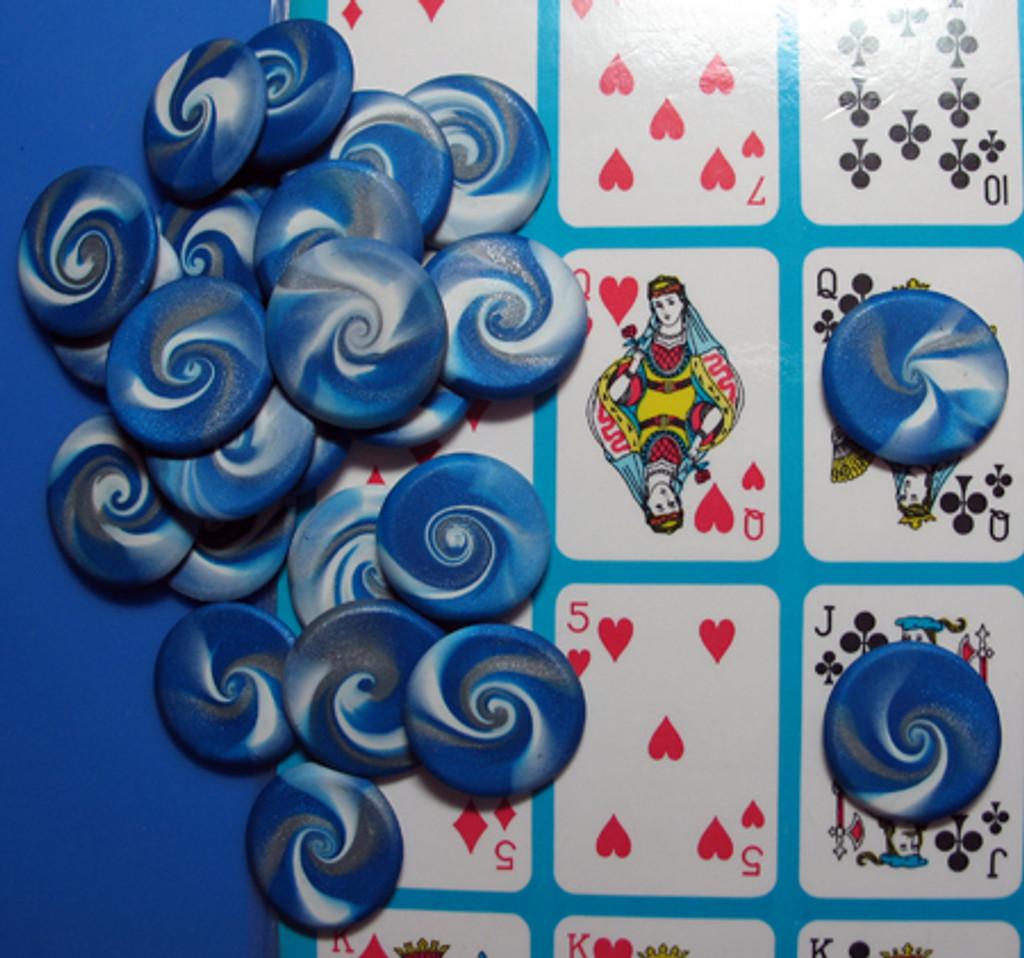 Pokeno Chip Set