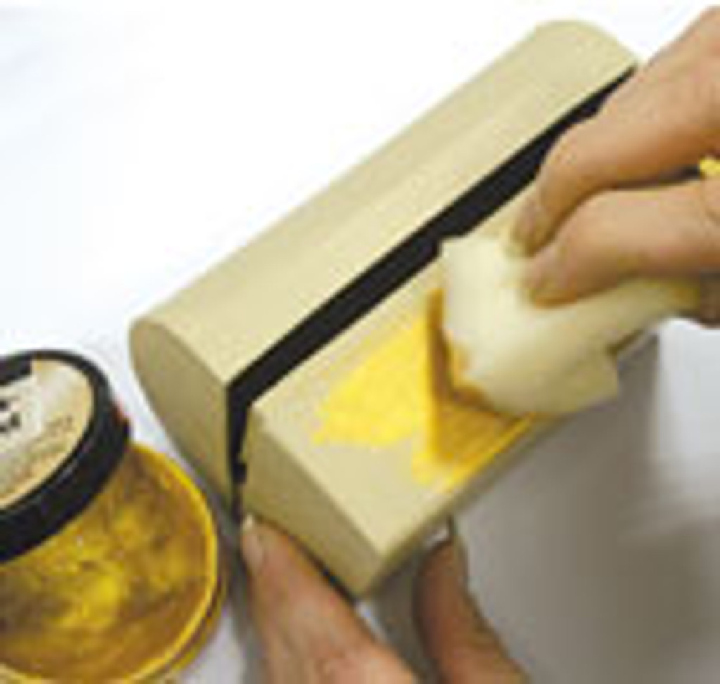 Inka-Gold Metal Gloss Paint Trial Size and Jars