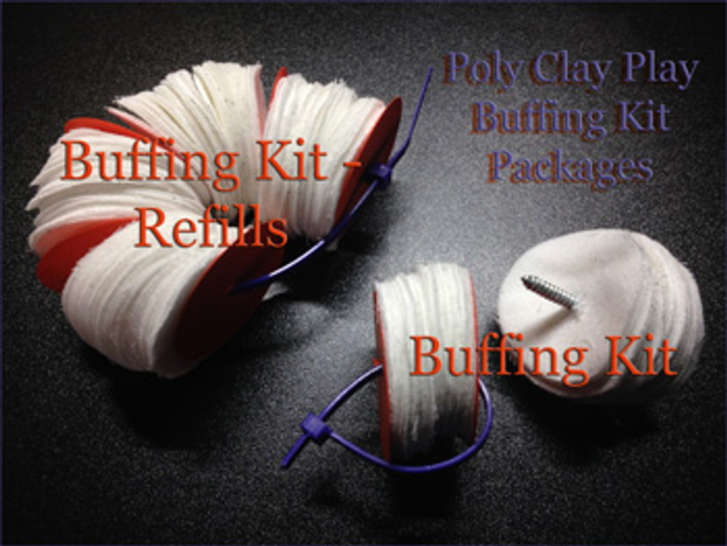 Buffing Circles Kit