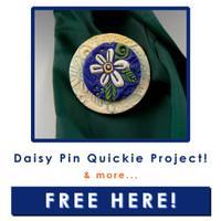 CF Daisy Quick Pin Tutorial