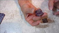 Silkscreened Mobius Beads Video