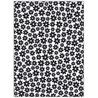 "Background Embossing Folder 4.25""X5.75"" - Mini Daisy"