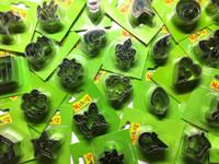 Makin's Clay 3 Piece Cutter Set Bulb Ornament