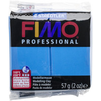 Fimo Professional Polymer Clay - Blue