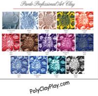 Pardo Professional Art Clay - Green