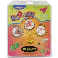 Bake & Bend Sculpey Oven-Bake Clay Kit