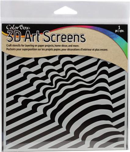 ColorBox® 3D Art Screens - Frozen Hand
