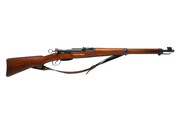 W+F Bern Swiss K31 with Fine Adjustment Sight - sn 593xxx