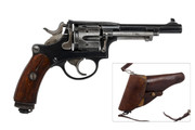 Swiss 1882 Revolver - $695 (PC1882-25065) - Edelweiss Arms