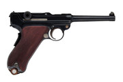 DWM Luger 1906 Swiss Police - $2595 - Edelweiss Arms