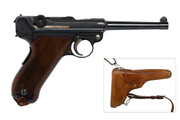 Swiss Luger 06/24 - $1995 (PC624-16940) - Edelweiss Arms