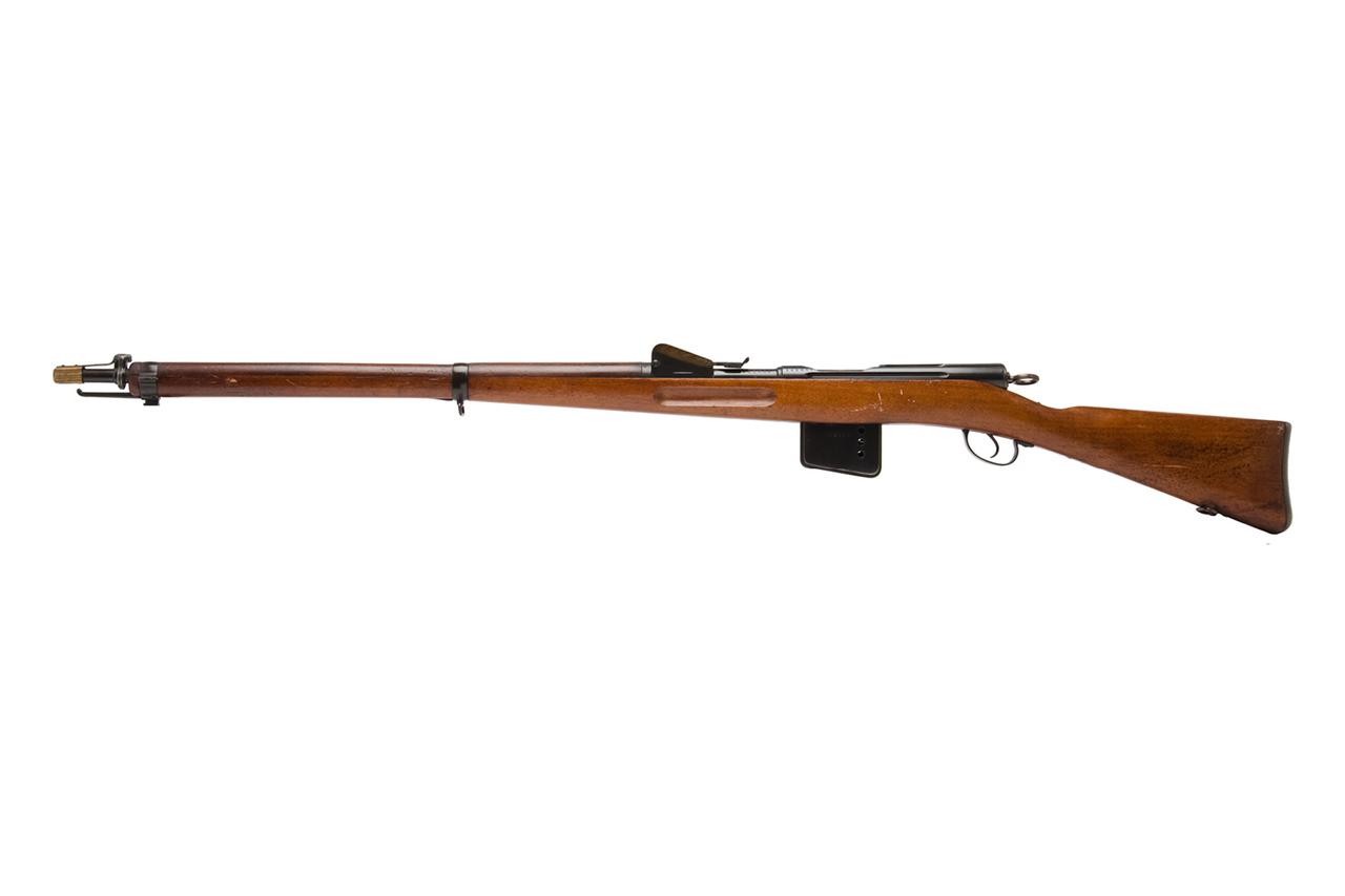 W+F Bern Swiss 1889 - sn 143xxx   Edelweiss Arms