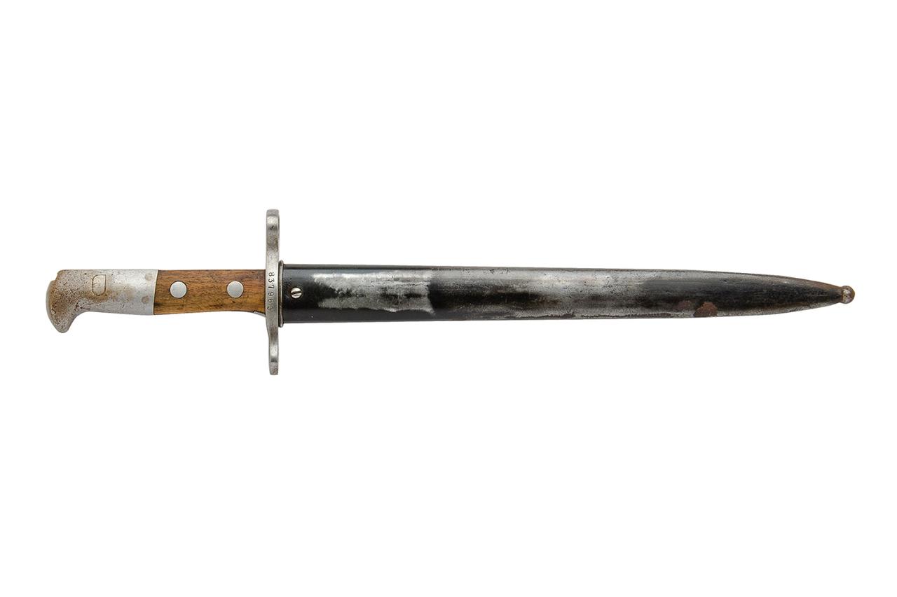 M1918  Elsener Schwyz Bayonet - sn 837xxx