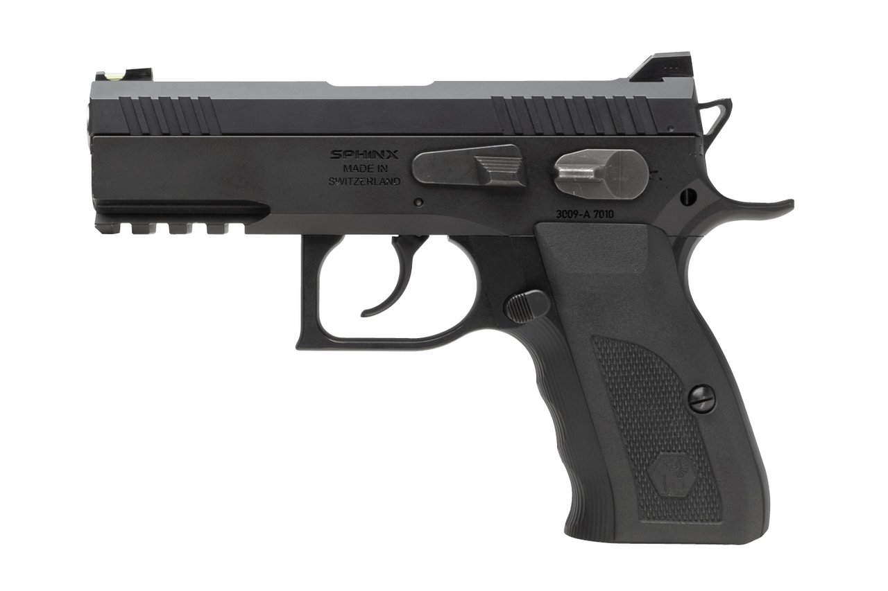 Sphinx 3009 Compact Tactical Black - sn A7xx0
