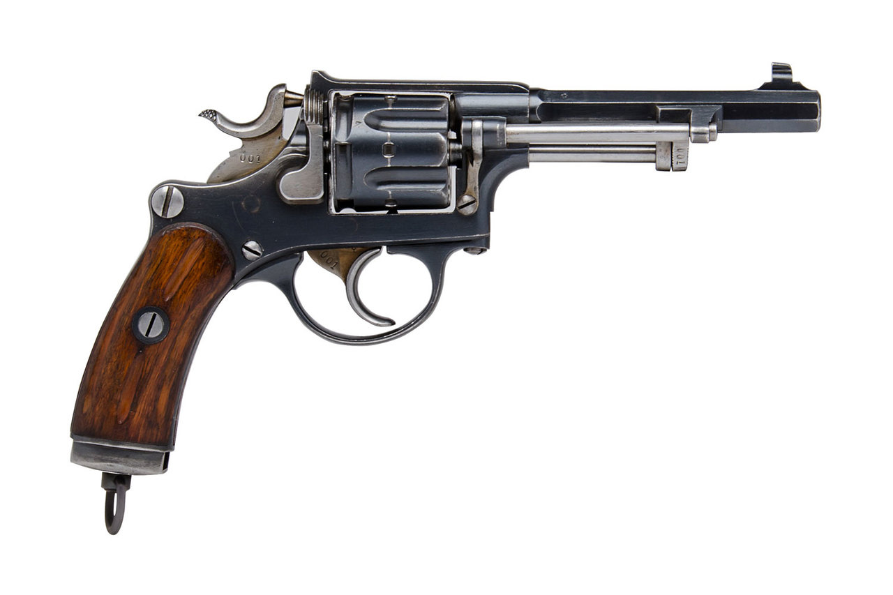 Swiss 1882 Revolver - $1100 (1882-32001) - Edelweiss Arms