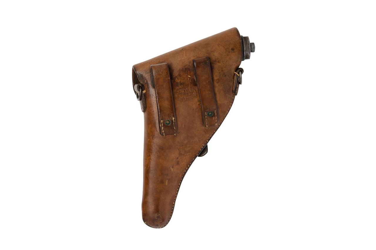 W+F Bern Swiss 1882 Revolver w/ Holster - sn 10xxx