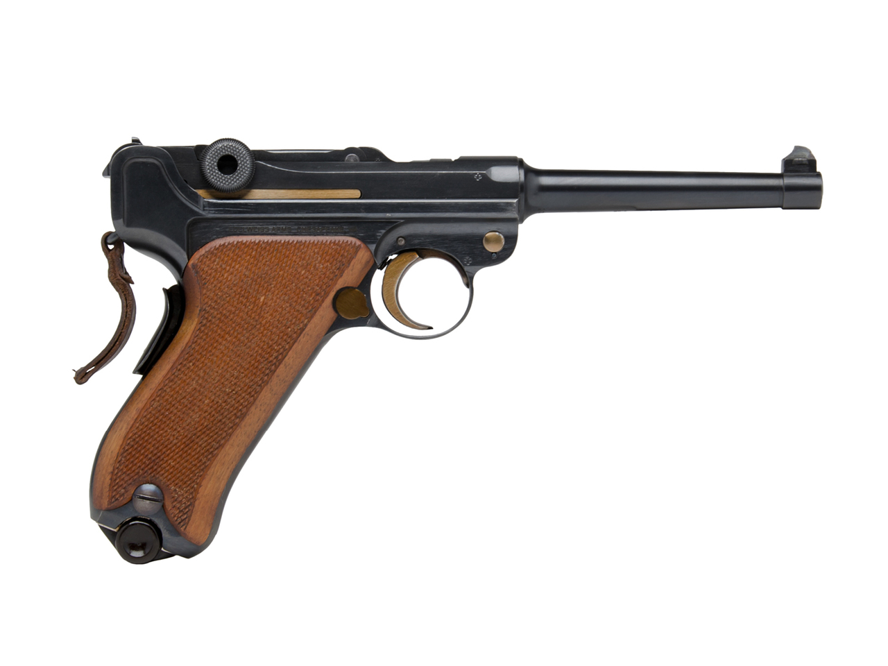 Swiss Luger 06/24 - $2195 (06/24-20136) - Edelweiss Arms