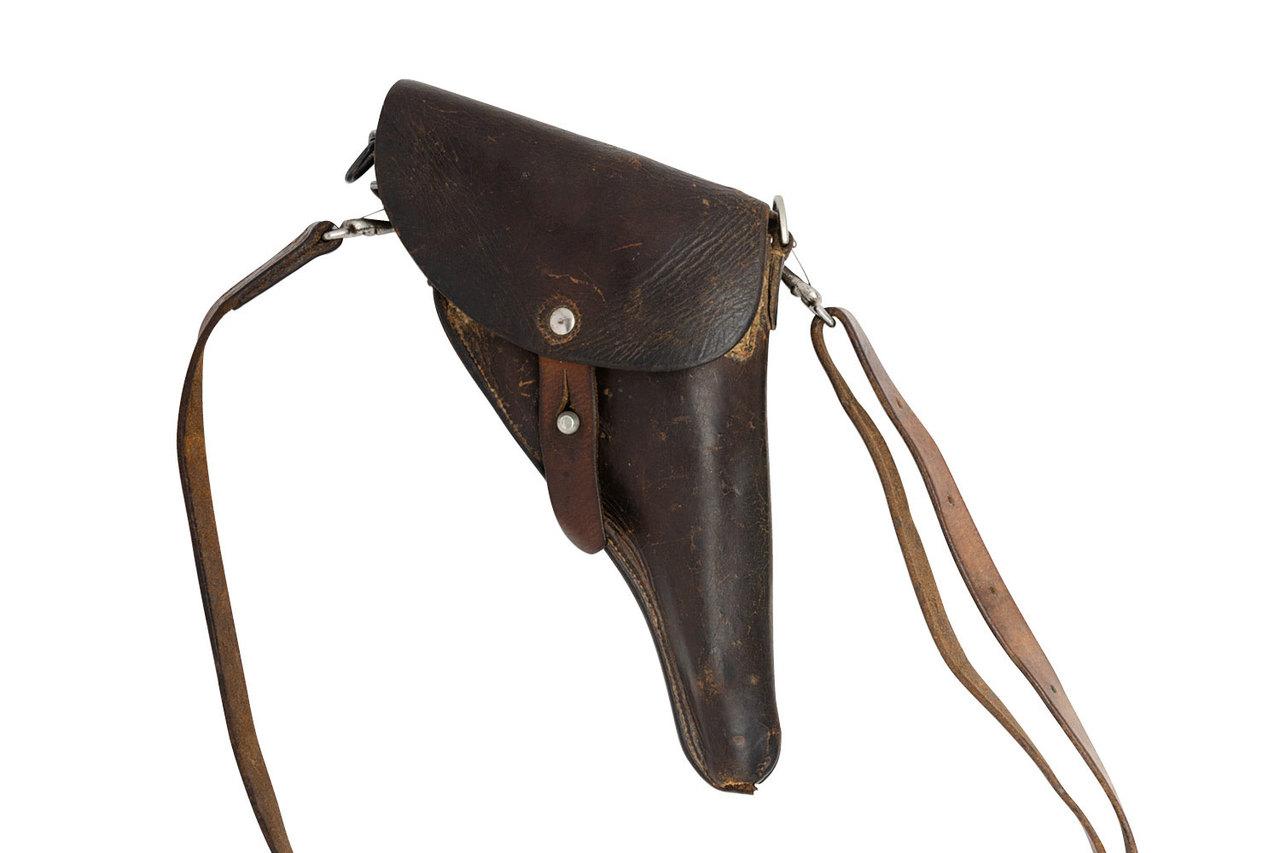 W+F Bern Swiss 1882 Revolver w/ Holster - sn 4xxx
