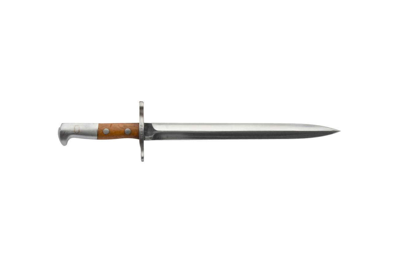 W+F Bern Swiss K11 w/ Bayonet - sn 796xx