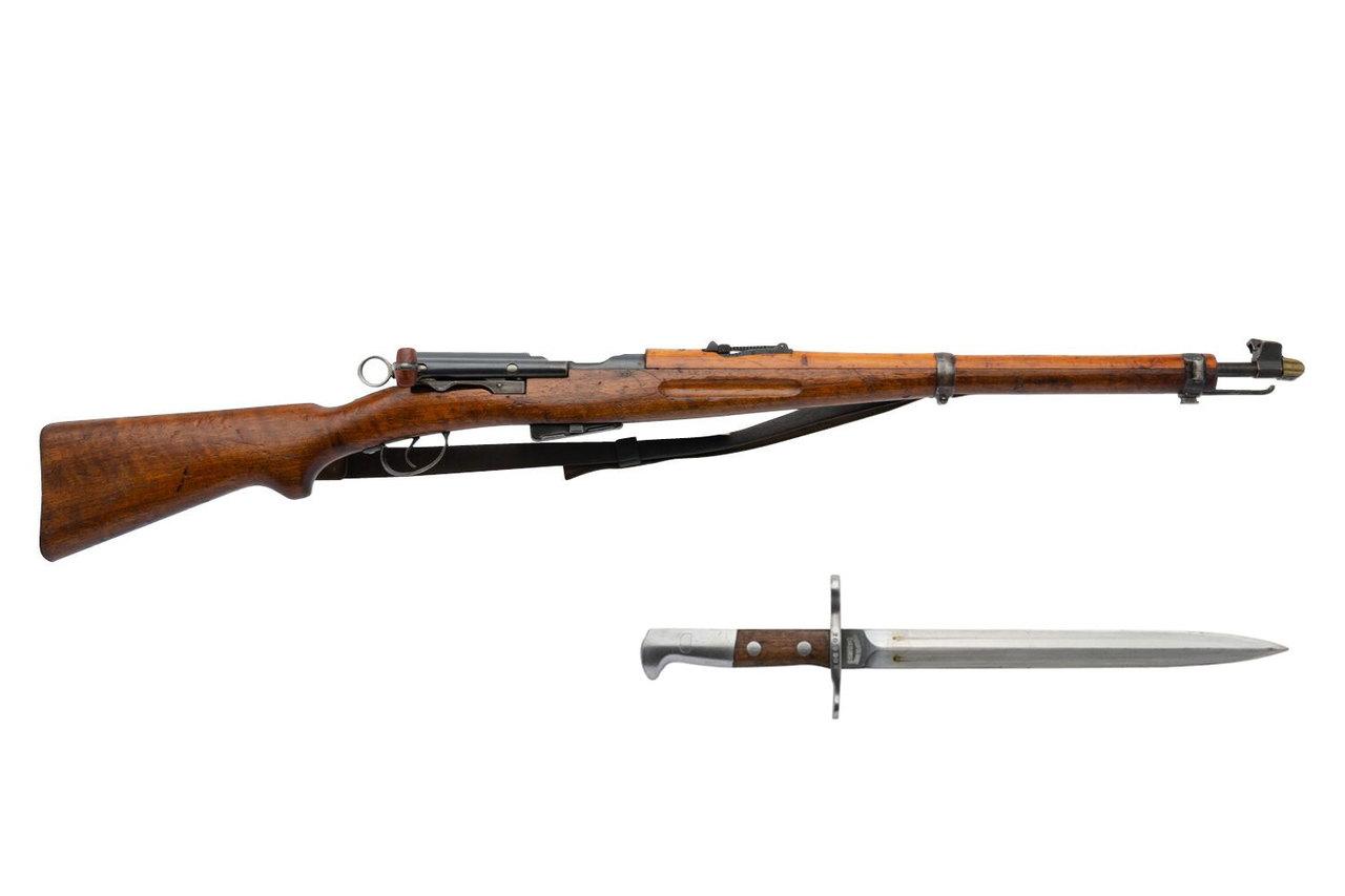 Swiss K11 w/ bayonet - $995 (RCK11-200901) - Edelweiss Arms