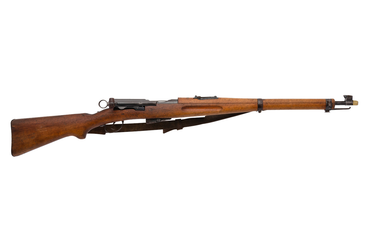 Swiss 00/11 rifle - $545.00 (RCK11-13594) - Edelweiss Arms