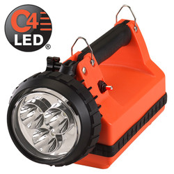 StreamLight E-SPOTå¨ FIREBOXå¨ 540 Lumen Rechargeable Spotlight Beam Lantern, available in Orange and Yellow color