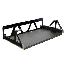 Charger Police Trunk Tray Drawer 425-8103 by Jotto Desk 2011 to Present, In Stock