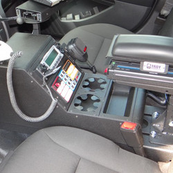 Troy AC-INBHG Internal Dual Cup Holder Console Accessory