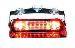 Whelen Avenger II Single LED Dash Deck Light, SOLO, AVC11