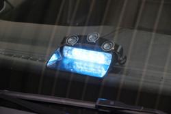 Whelen Avenger II Single LED Dash Deck Light, DUO, AVC12