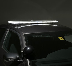 Whelen Legacy DUO LED Lightbar, Cencom CCSRN3 Siren, and Speaker, WeCan, In Stock