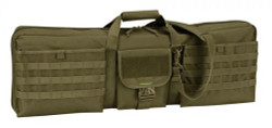 """Propper® 36"""" Soft Rifle Case with padded adjustable shoulder strap, available in Black, Coyote Brown and Olive Green, F5630"""