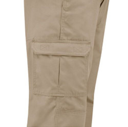 Propper Men's Canvas Tactical Pants, polyester / cotton with Teflon fabric protector F5252-82
