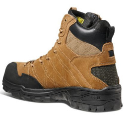 5.11 Tactical Cable Hiker Carbon TAC Toe Men's Boot,  Oil and Slip Resistant, Dark Coyote/Tan Brown 12379